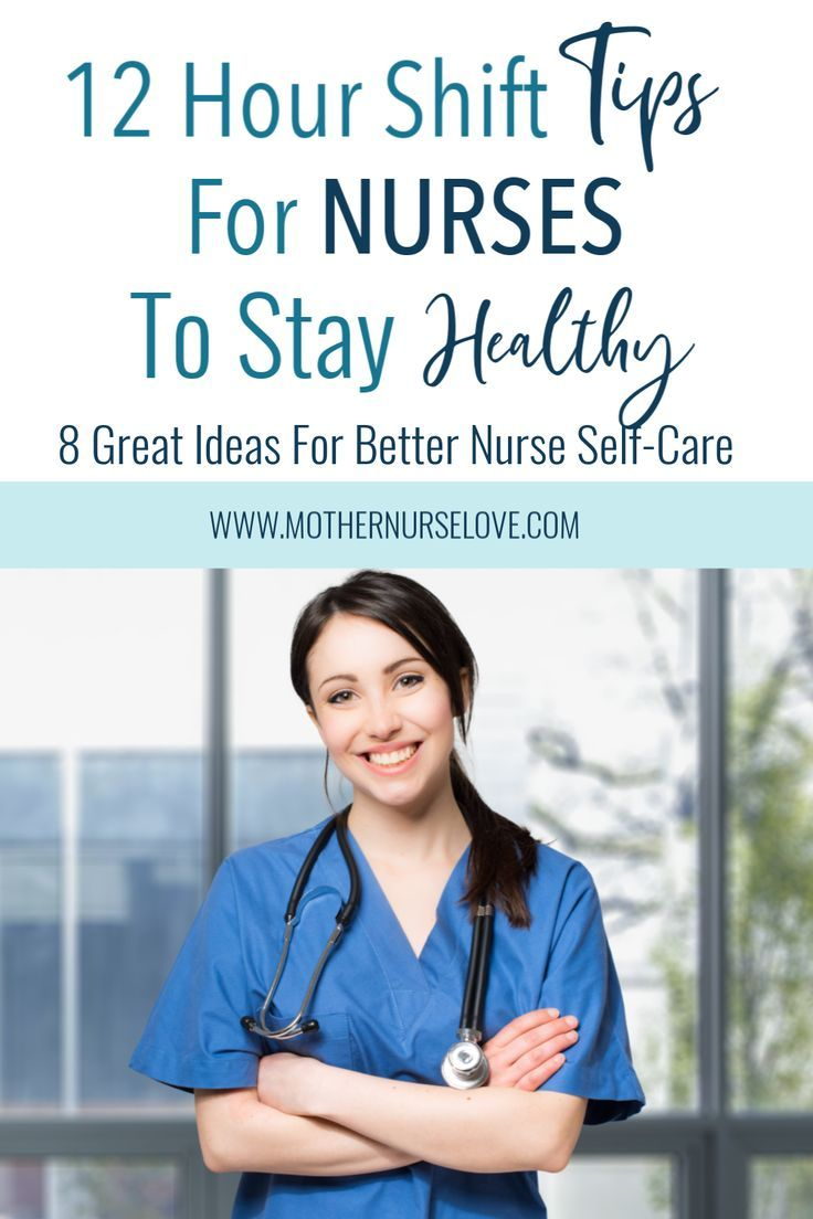 8 Ways Nurses Can Stay Healthy How to stay healthy