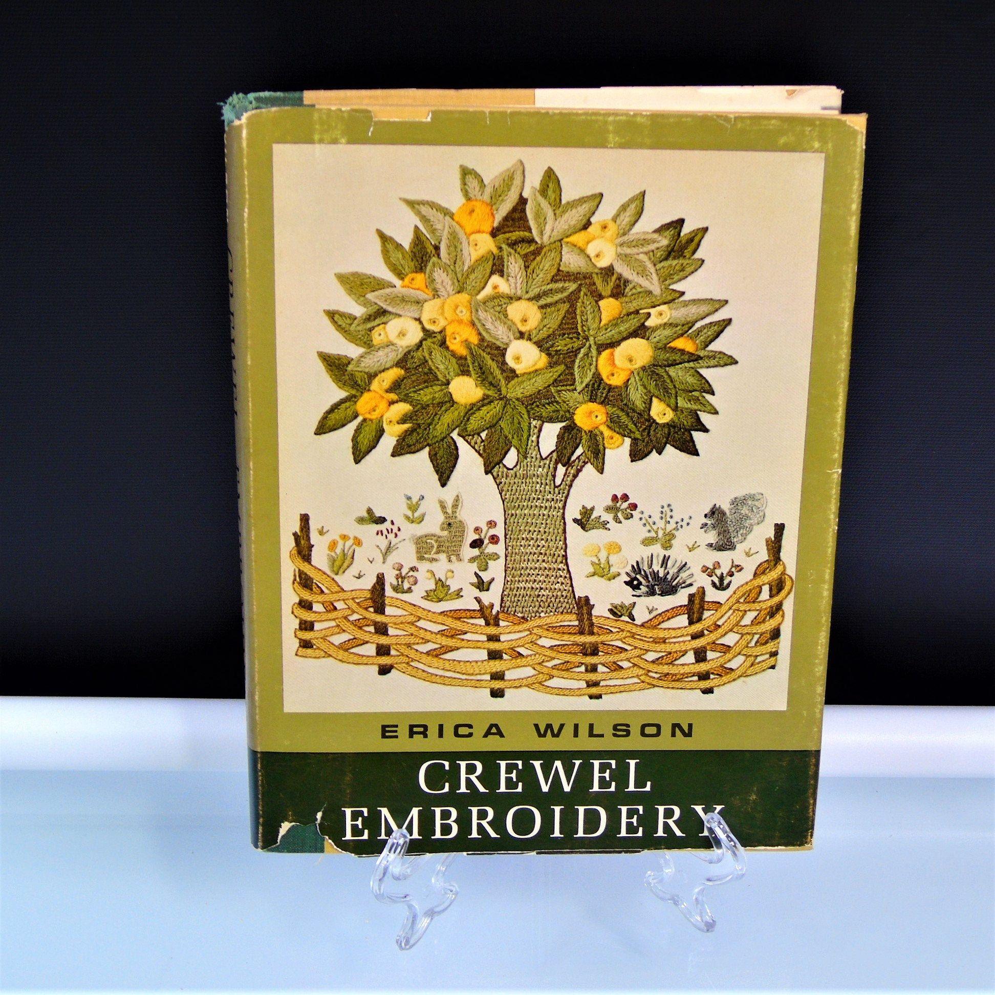 Vintage Crewel Books