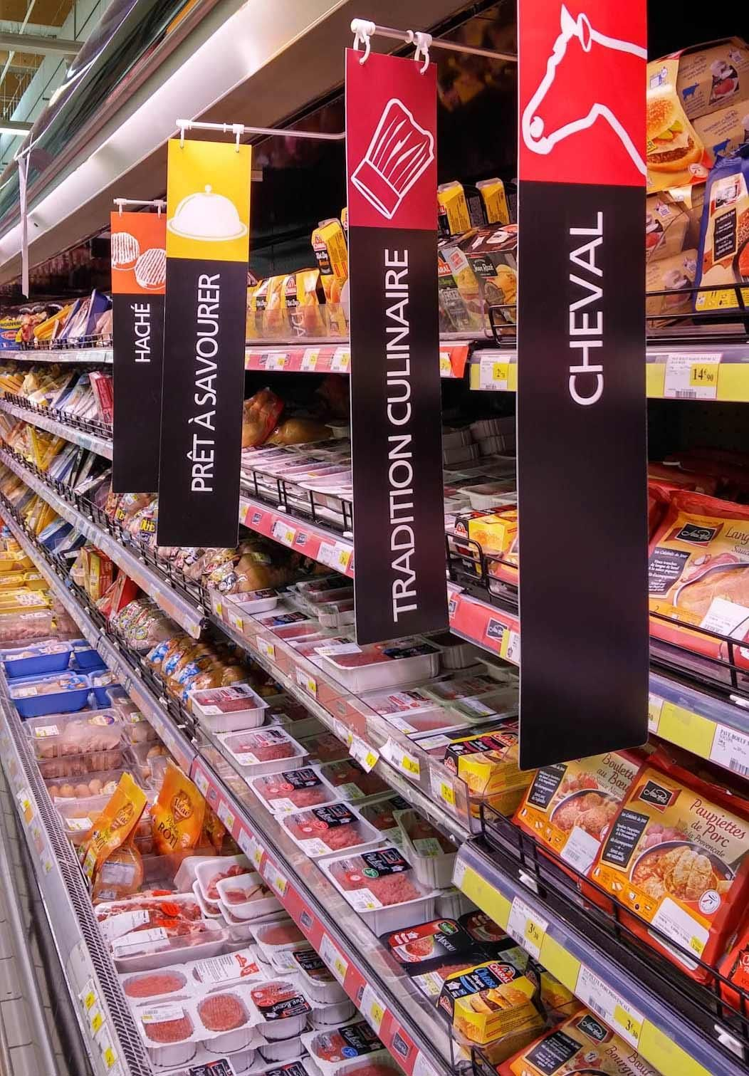 Shop Like a Pro in a French Supermarket French