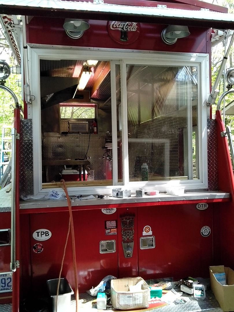 Fire Chef Raleigh 1967 Ford Cabover Fire Truck This Is