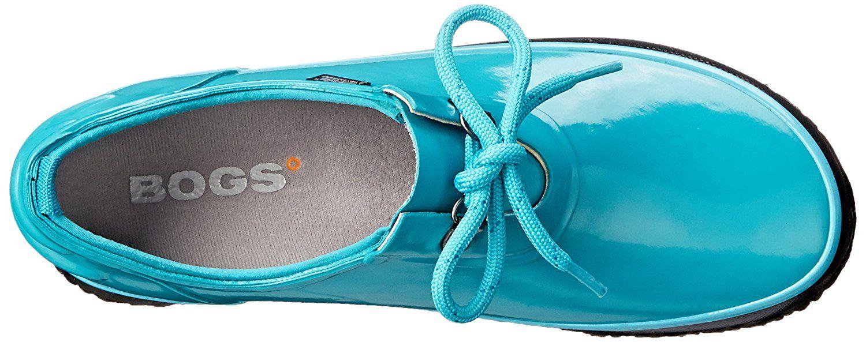 Amazon.com | Bogs Women's Urban Farmer Shoe Solid Waterproof Lace-Up | Rain Footwear
