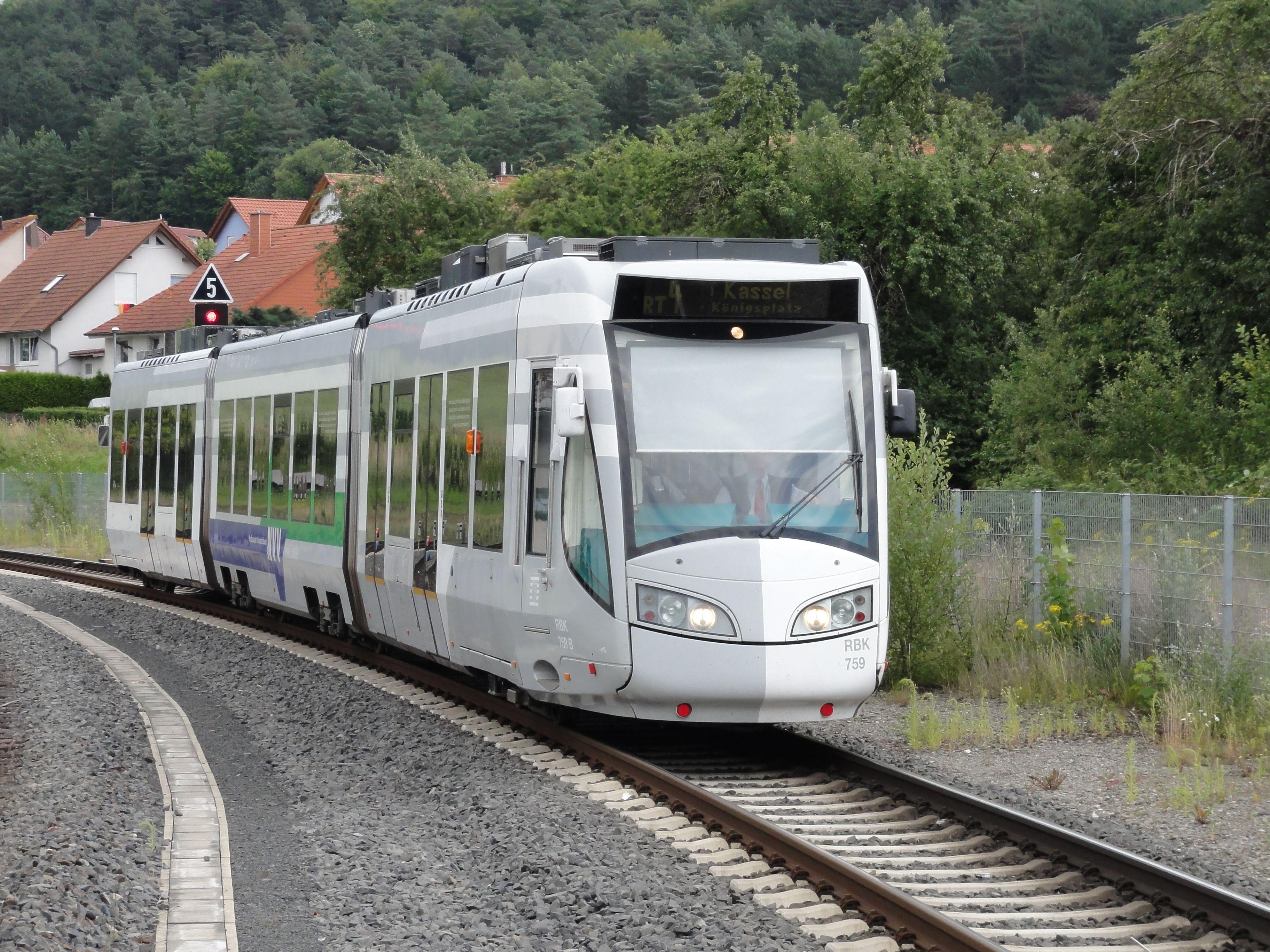 Kassel Tram Train Pinterest Kassel