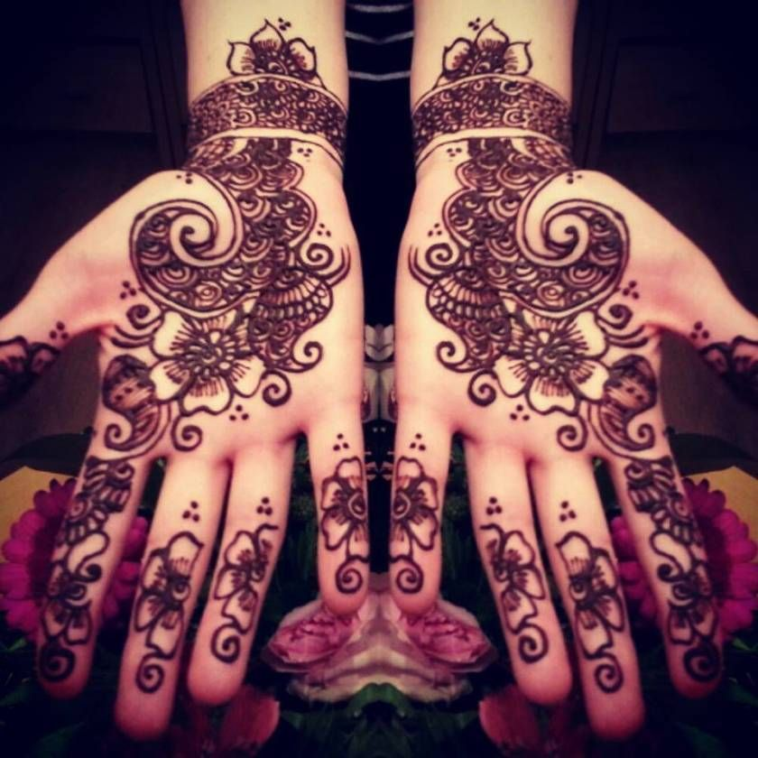 Arabic Henna Designs 2014 7 Arabic Henna Designs 2014 What You Need.