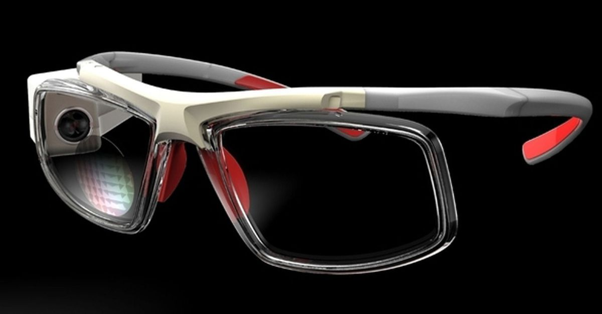 Could there be a less expensive google glass competitor