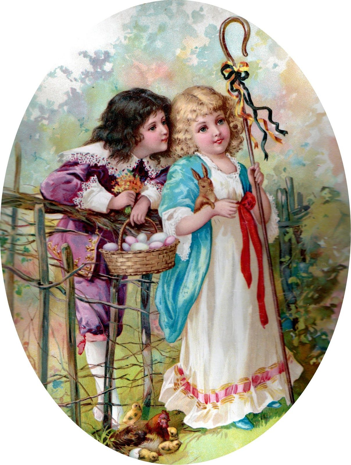 Mt Pioneer Relic Happy – Victorian Easter Cards