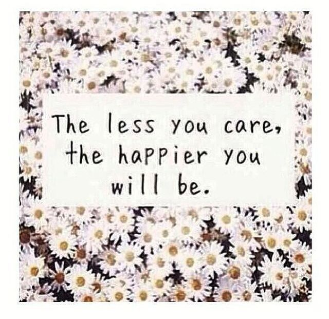 The Less You Care Life Quotes Care Happier Instagram Instagram Pictures Instagram Graphics Instagram Quotes Les Instagram Quotes Life Quotes Instagram Graphics