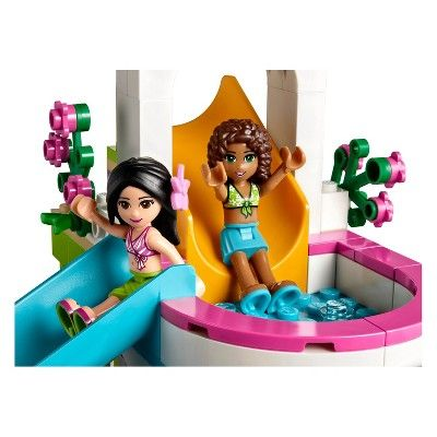 Lego Friends Heartlake Summer Pool 41313 Summer Pool