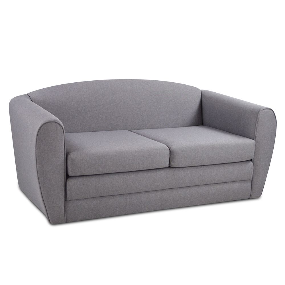 Tween Sofa With A Pull Out Bed Perfect For Sleep Overs Or The Dorm Room