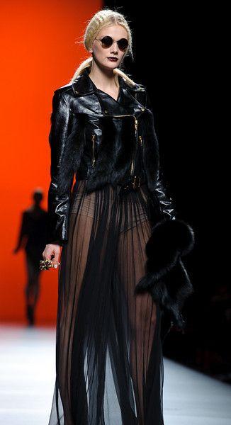 Maria Escote Cibeles Fashion Week 2011 3