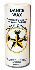 Dance Floor Powdered Wax 6 Pack By Triple Crown 31 99 Triple Crown Dance Wax Provides A Perfect Surface On Any Typ Dance Accessories Dance Discount Fabric