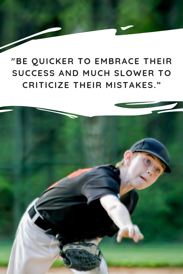 An Amazing Quote From One Of Our Parents Dominatethediamond Baseball Softball Youthbaseball Youthsoftball Softball Quotes Youth Softball Youth Baseball
