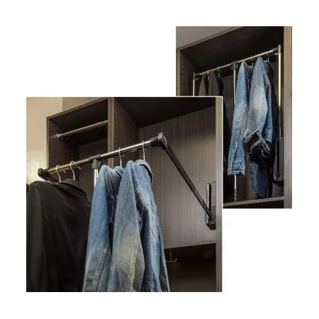 Hardware Resources 1532 Clothing Rack Hardware Resources Closet Rod