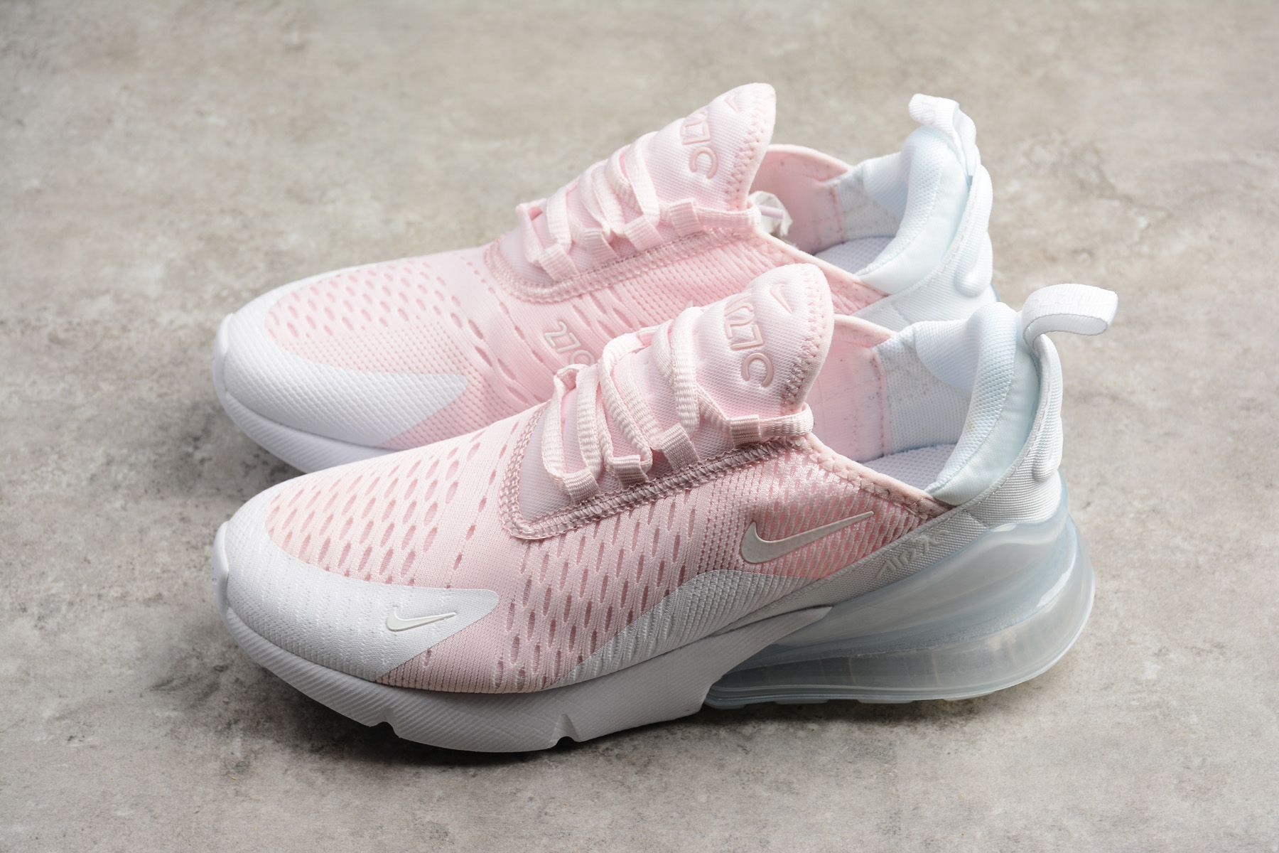 7f514dd1cd27 ... where can i buy wmns nike air max 270 particle rose celestial teal  white ah6789 602