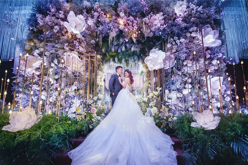 32 whimsical and ethereal wedding dresses for fairy tale brides 6 breathtaking fairy tale inspired indoor wedding dcor themes youll love junglespirit Gallery