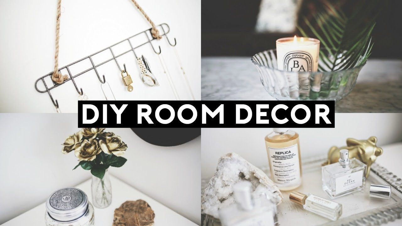 Diy Room Decor Tumblr Inspired Dollar Store Diys 2018 Nastazsa Tumblr Room Decor Dollar Store Diy Diy Room Decor Tumblr