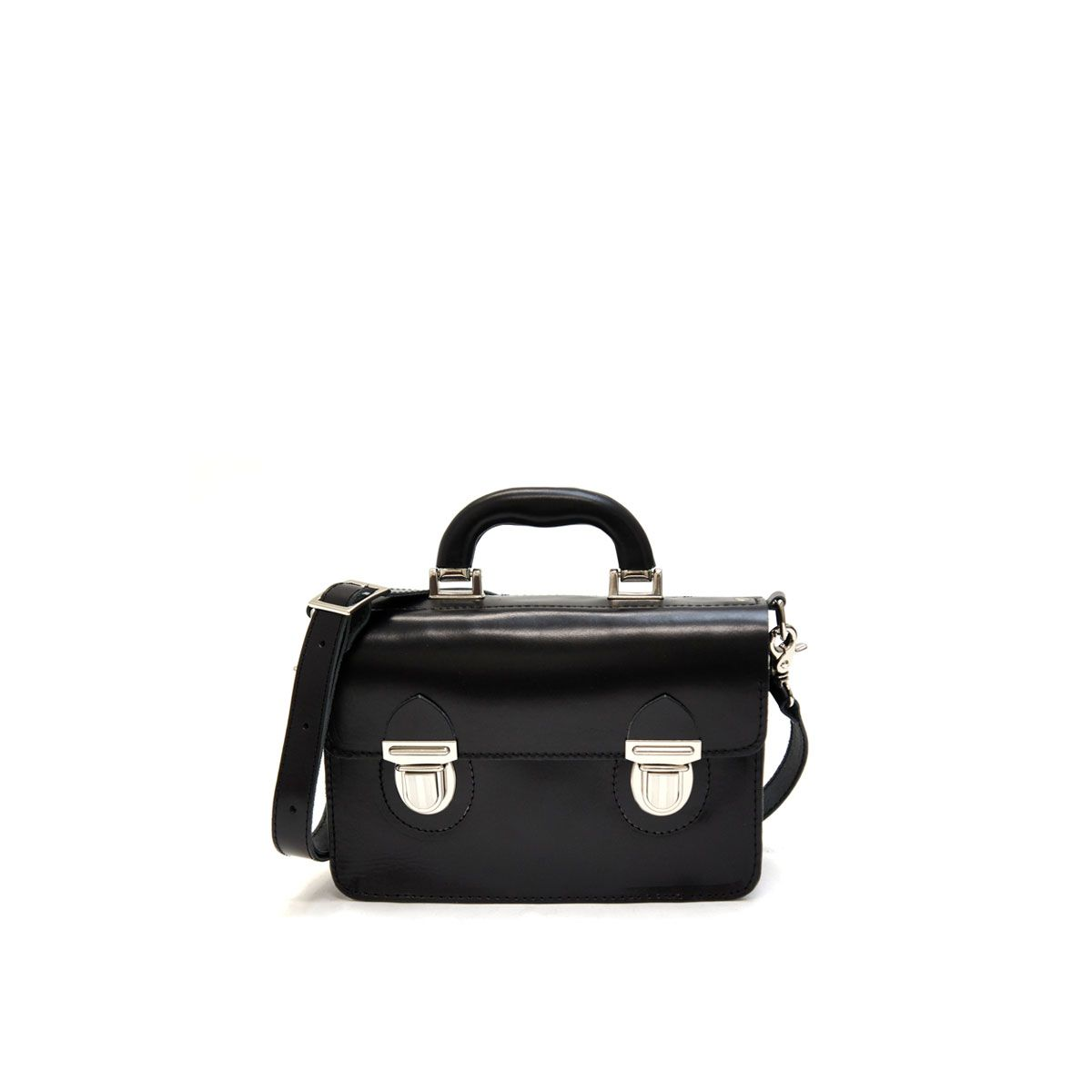 e0caa08ed9fa9 Miki Small Postman Bag Black | Lumi Accessories | // B A G S ...