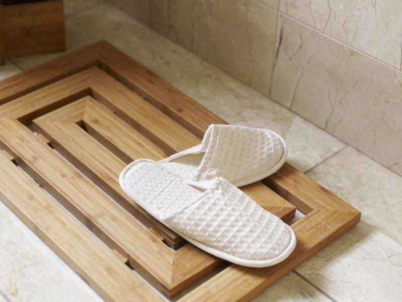 Bamboo Bathroom Wooden Duck Board | Bathroom - Ensuite | Pinterest ...