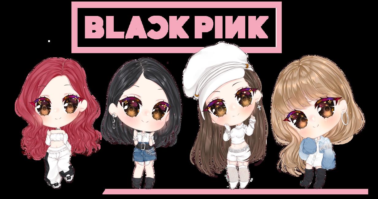 Black Pink By Tinypurrincess On Deviantart Black Pink Kpop Black Pink Pink