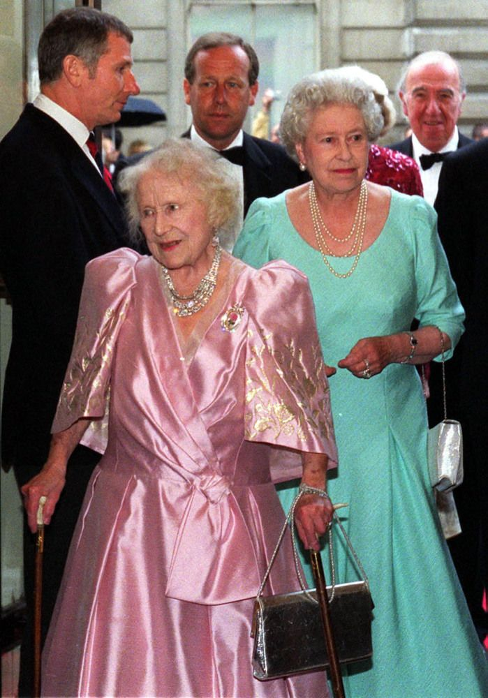 PICTURES Queen Mother Remembered 10 Years On Queen