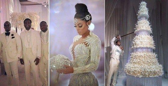 Check out Gucci Mane and Keyshia Kaoir\u0027s $100k giant wedding