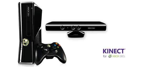 XBOX Kinect, get off your butt and play