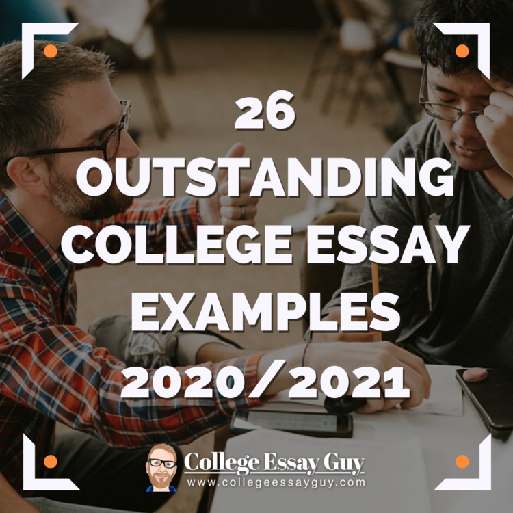 26 Outstanding College Essay Example 2020 2021 In Examples Georgetown Application