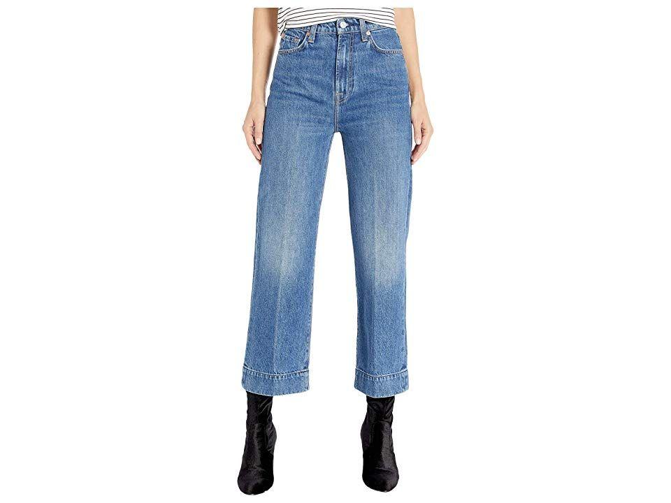 7 For All Mankind Baby Jo In Havana Rigid Women S Jeans Havana