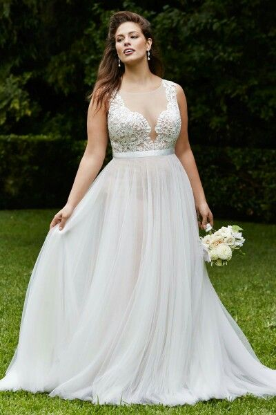 Watters Plus Size Wedding Gowns are beautiful | wedding bliss ...