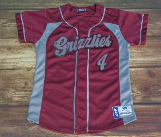 81b3edf703c1 Have a look at this custom jersey designed by Grizzlies Softball and  created at BSN Sports