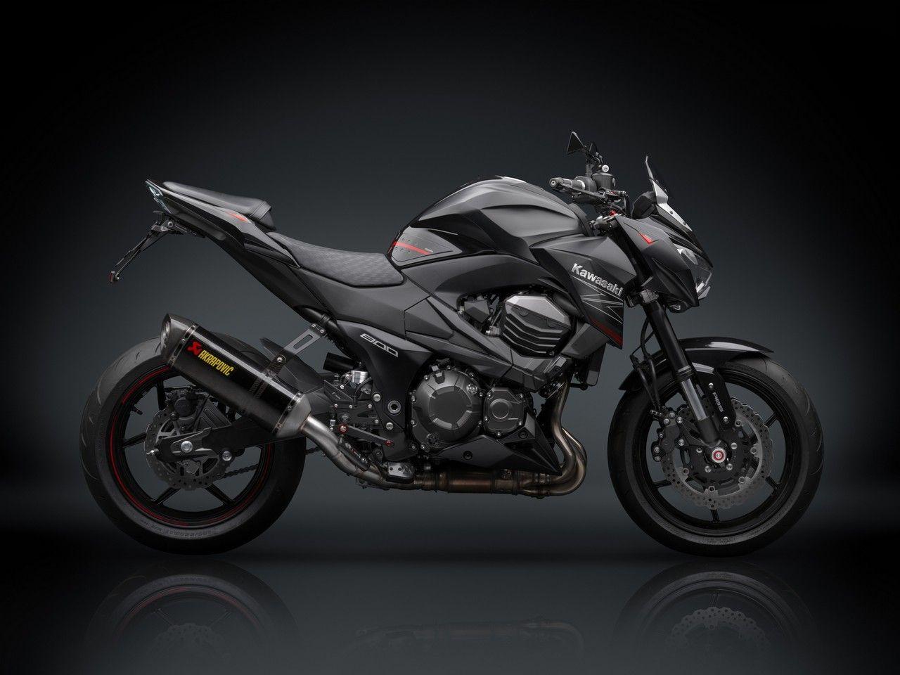 Kawasaki Z800 2013 Rizoma