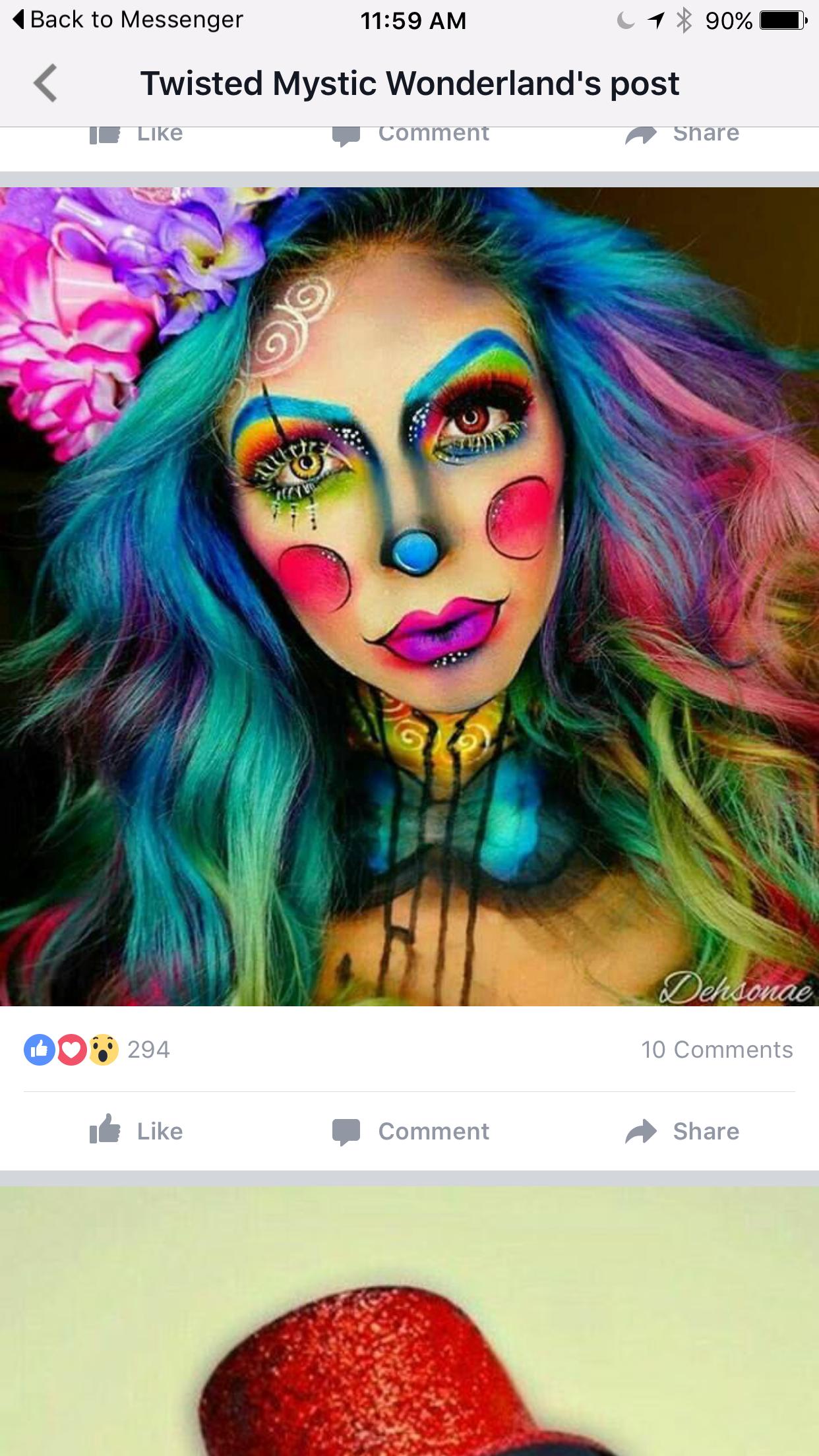 Cool as fffffd Maquillage Coloré, Maquillages, Maquillage Clown Femme, Maquillage  Carnaval Femme,
