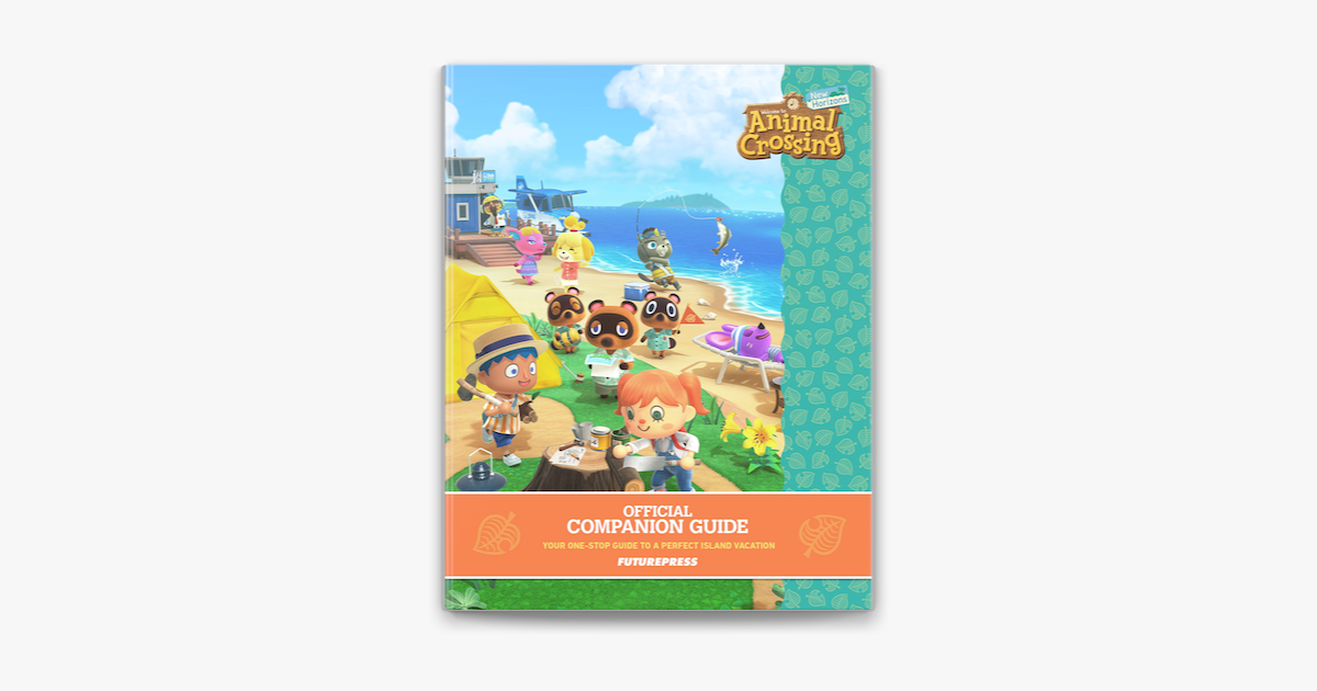 ?Animal Crossing New Horizons Official Companion Guide