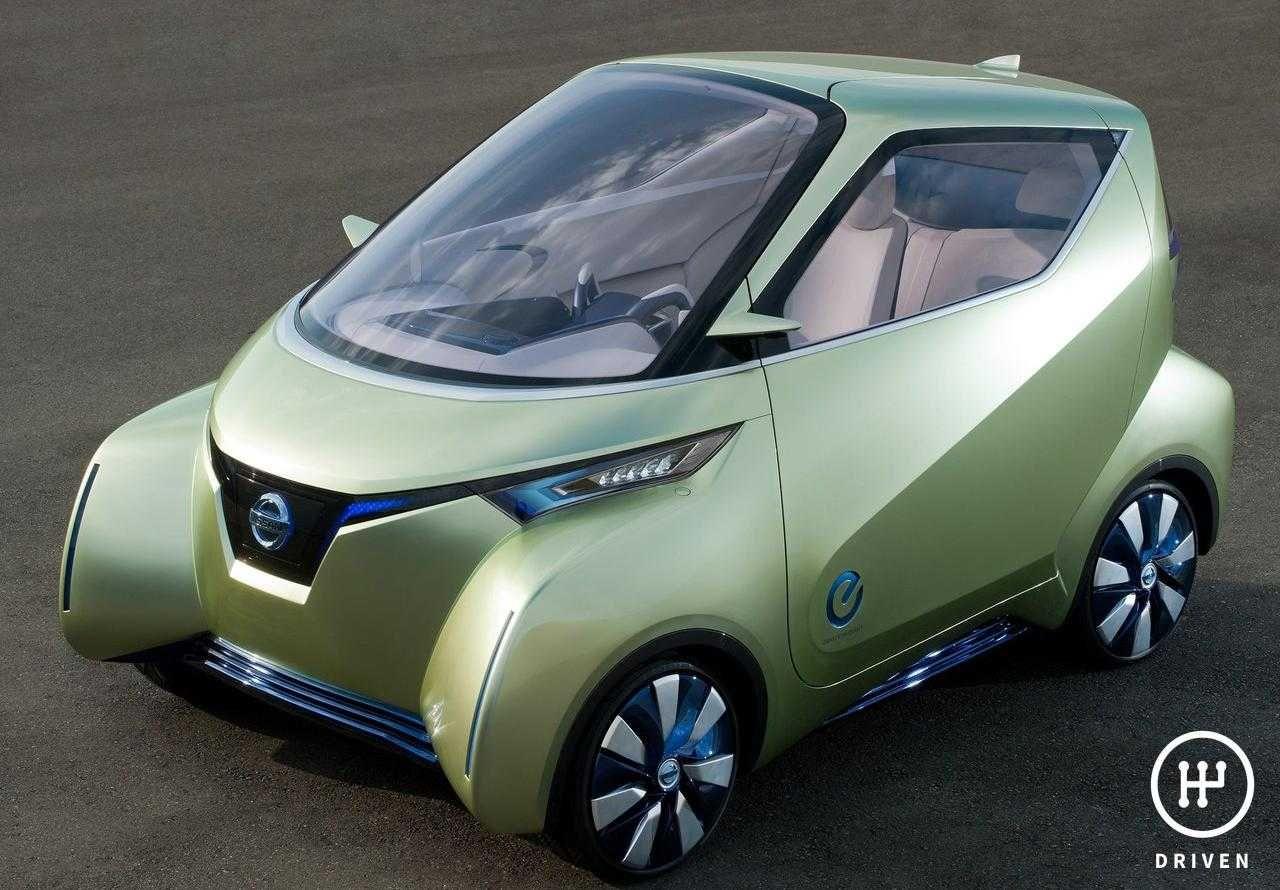 Nissan 2011 Pivo 3 Concept Technical Features