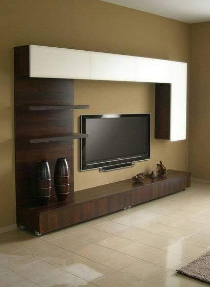 Lcd Panel Design Interior: Amazing 30 TV Stand Design Ideas