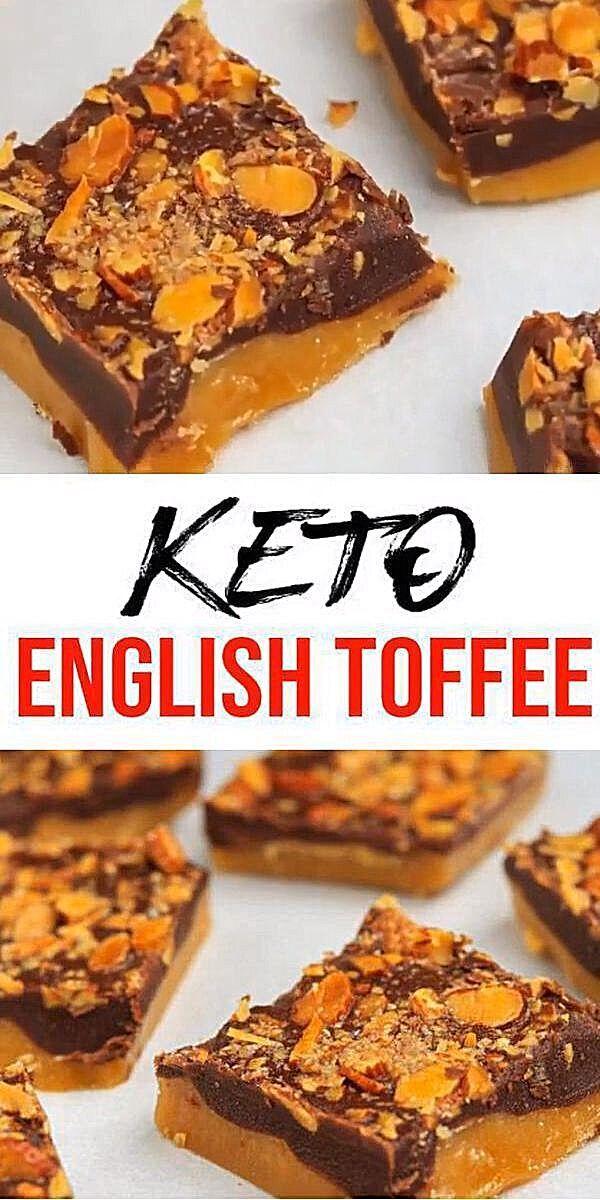 Photo of Keto Candy! BESTE Low Carb Keto English Toffee Idee – Schnelle und einfache ketogene Diät Rezept & #
