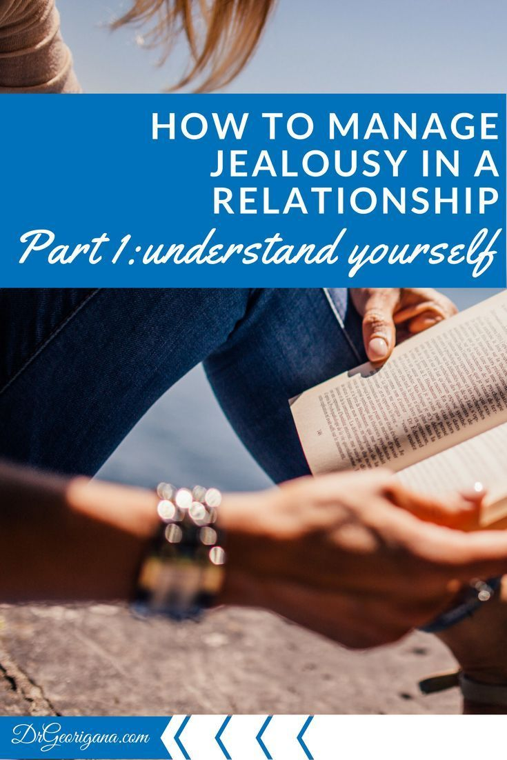 How to manage jealousy in a marriage