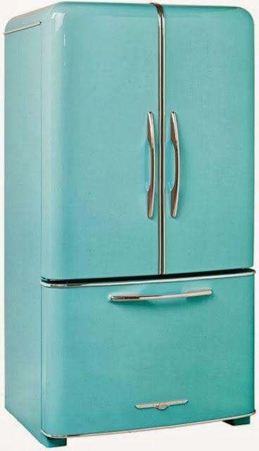 Northstar Fridge Retro Refrigerator