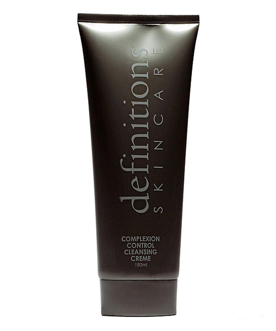 Definitions Skincare 6-Oz. Complexion Control Cleansing Crème by Definitions Skincare #zulily #zulilyfinds