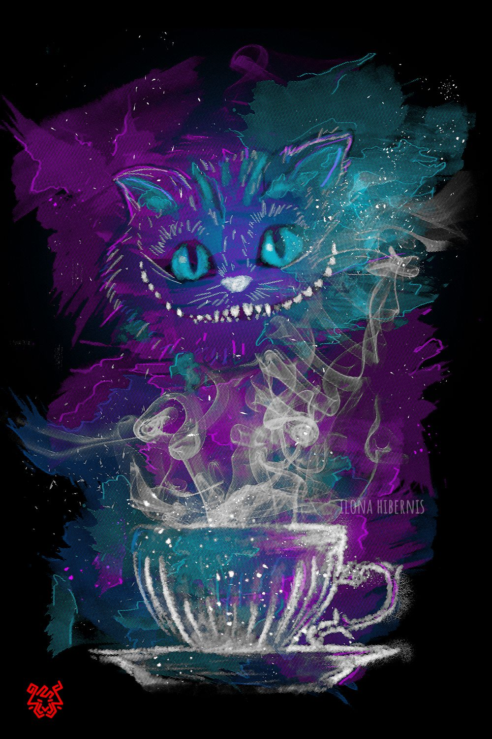Cheshire S Tea Premium T Shirt By Ilona Hibernis In 2020