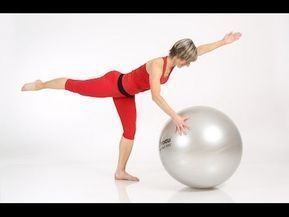 Lesson Big Ball - YouTube #Ball #Fastner #Fitness Training for beginners ...   #ball #beginners #BIG...