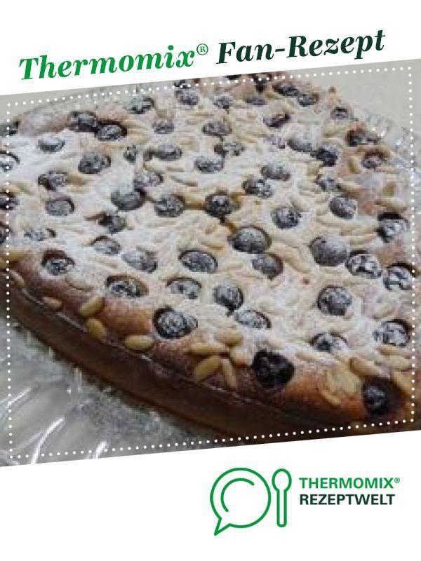 Photo of Torta della Nonna mit Blaubeeren von Yushka. Ein Thermomix ® Reze