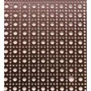 M D Building Products 36 In X 36 In Union Jack Aluminum In Brass 57281 The Home Depot Decorative Metal Sheets Aluminum Sheet Metal Metal Decor