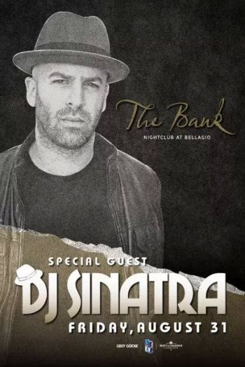 Vegas' flagship nightclub kicks off LDW with a night not to be missed, featuring a special live DJ set from NYC's sensational DJ Sinatra! Don't miss Friday night at The Bank…After all, you earned it!