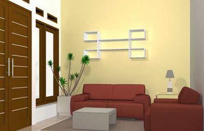warna cat dalam rumah minimalis - warna cat jotun