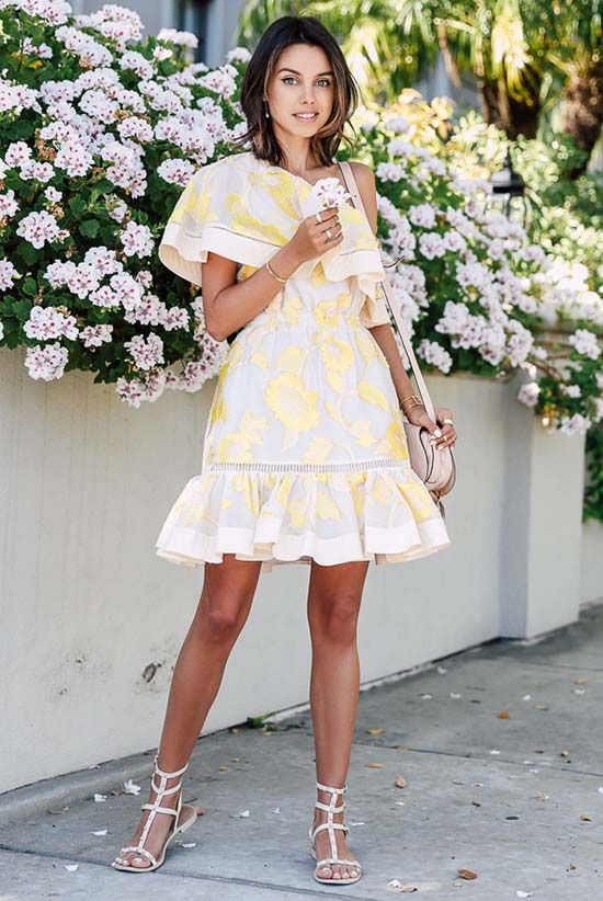 e7fc3c81c315 20 Summer Dresses You'll Want To Get Your Hands On | Dress | Summer ...