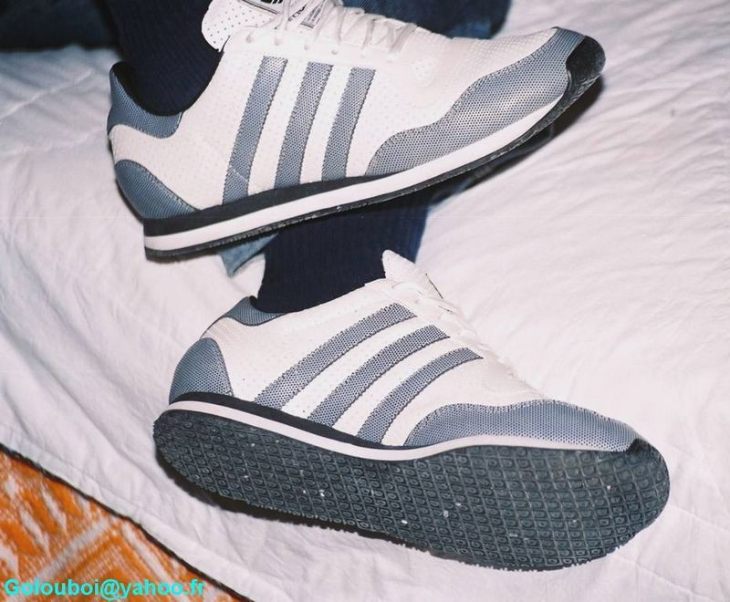 God i loved my Adidas Galaxy's
