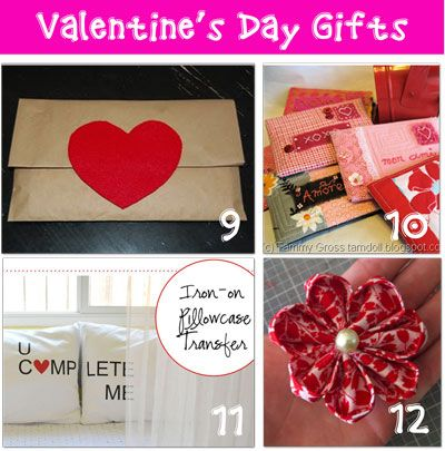 this site has lots of homemade gift ideas for the guy arts and - Cute Homemade Valentines Day Gifts