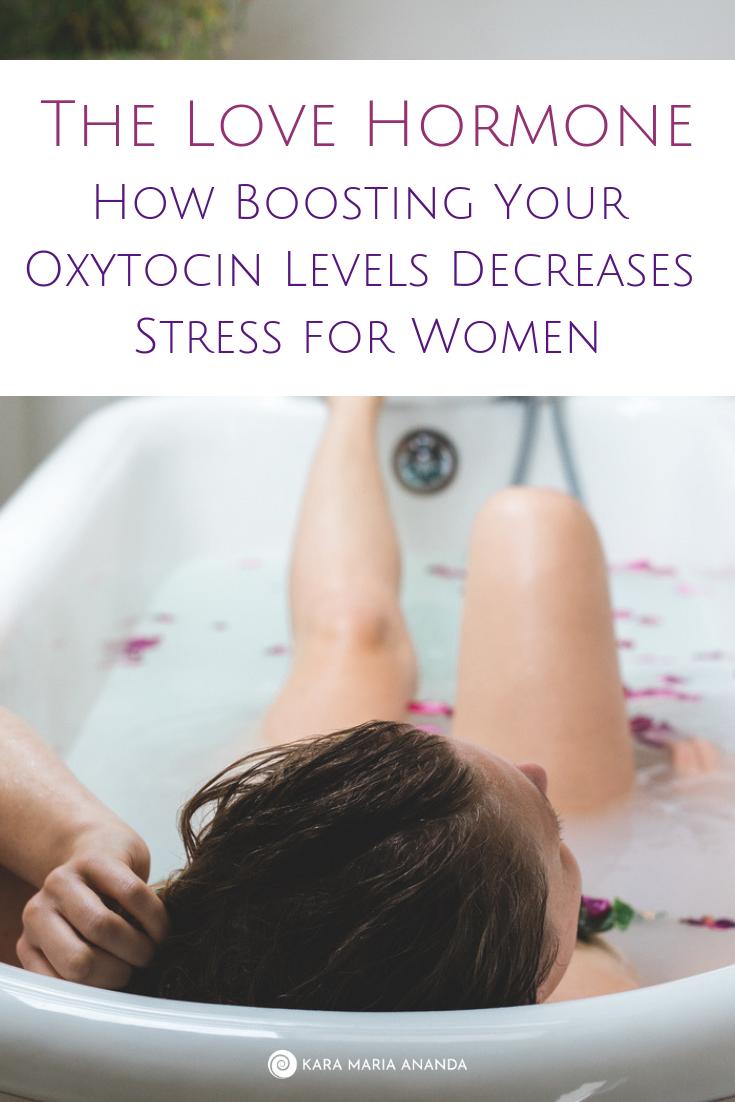 Women and oxytocin