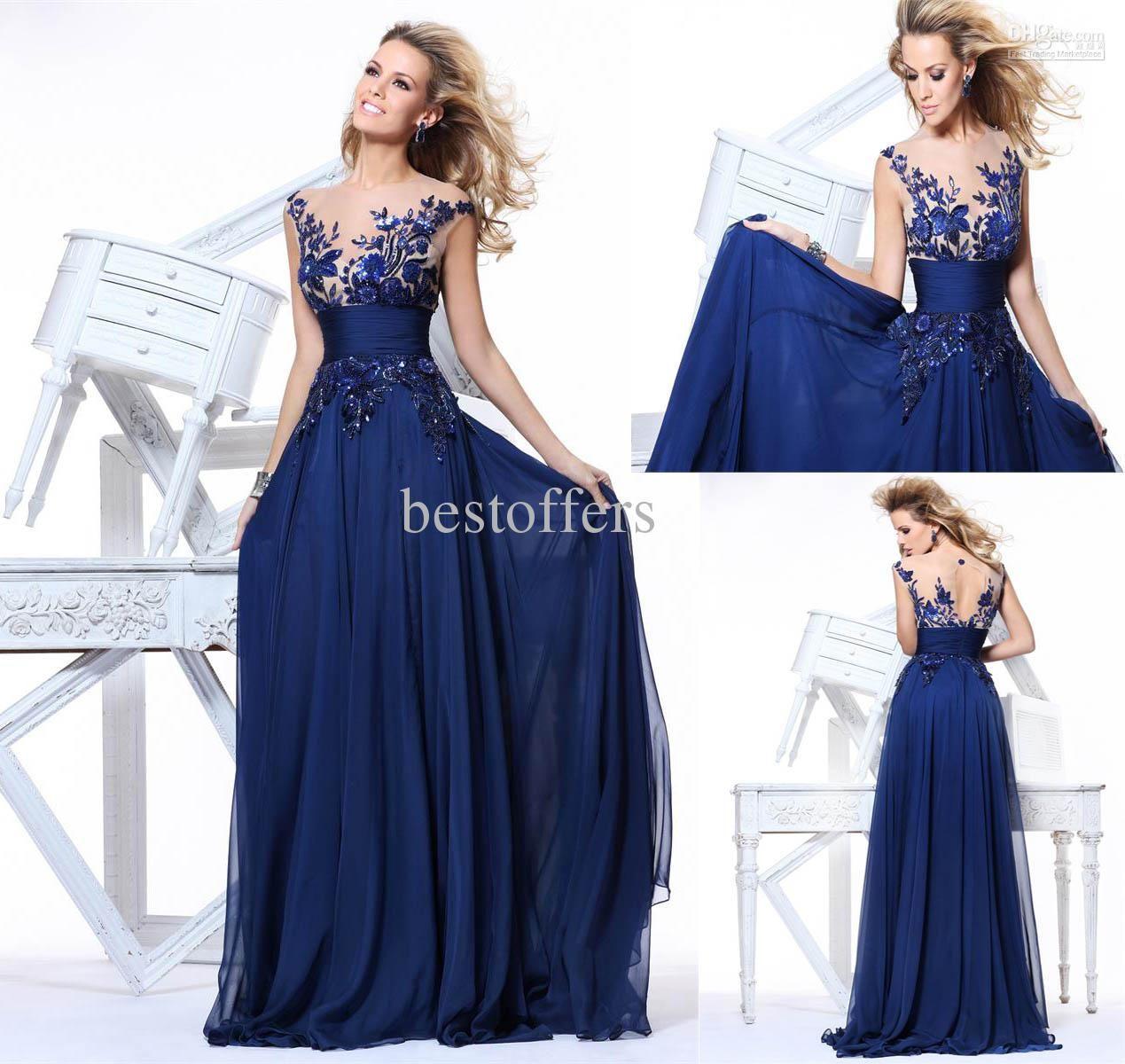Blue 7 black dress on sale