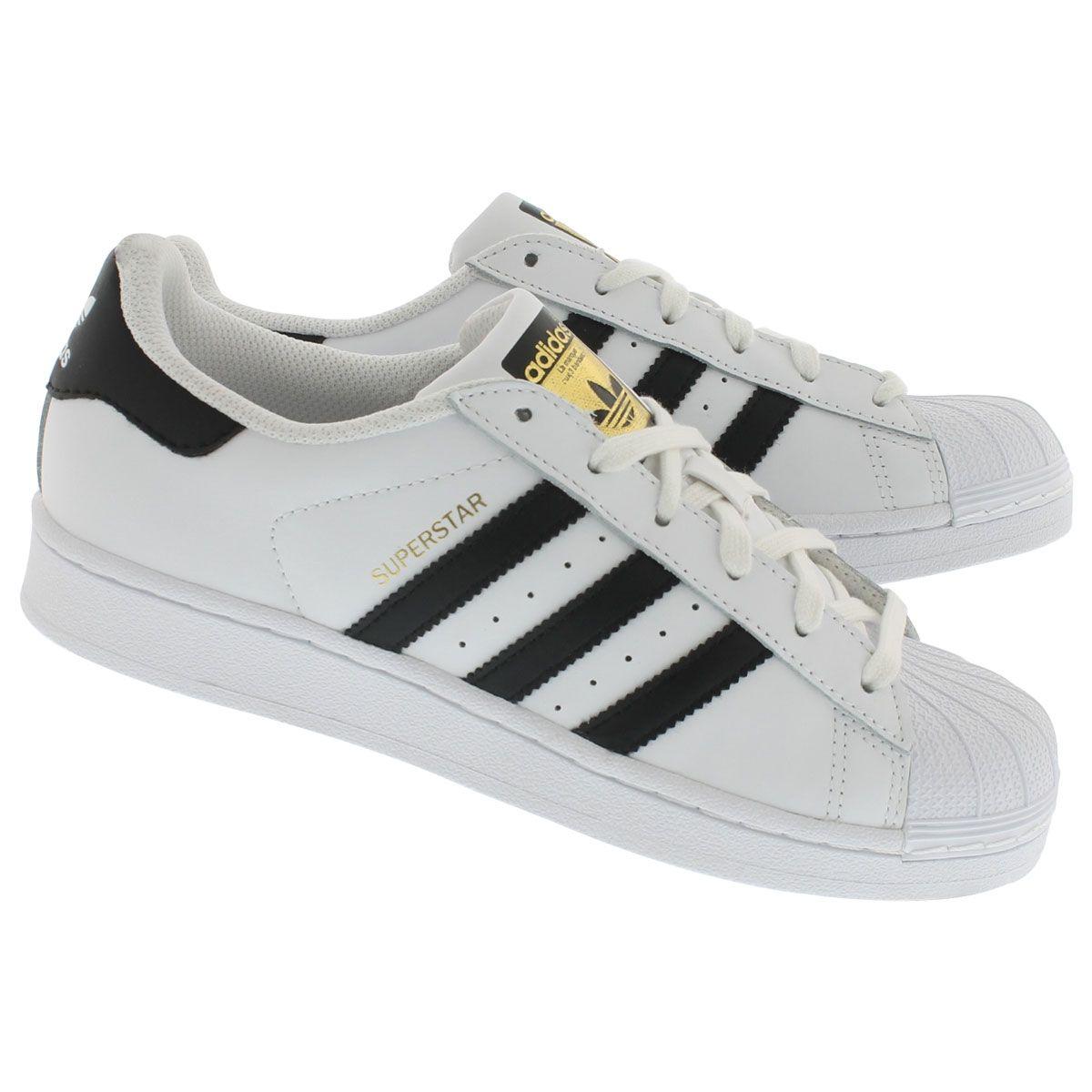adidas women's superstar fashion sneakers c77153